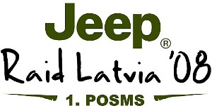 Jeep Raid Latvia