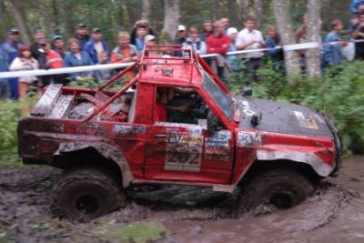 TR3-Prosport 4x4 auto