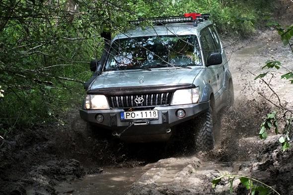 4x4 vasaras nometne 2014 - ATV