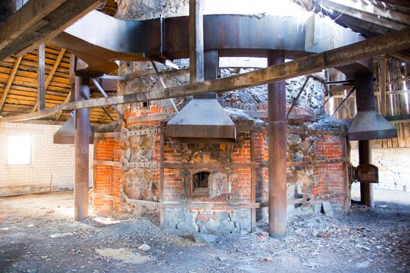 4x4 Geofind - печь в Алши