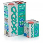 XADO Atomic Oil - 5W-40 SM/CF Eco Drive