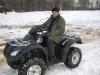 Agra Jansona ATV bezceļa rallija Kauss