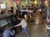 4x4 Centrs Autoservisa atklāšana 2013. gada 2.aprīlī
