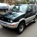 Pārdod labu Nissan Terrano II 1999.g, 2,7 TD
