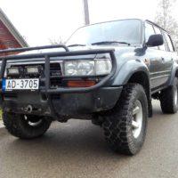 Pārdod Toyota Land Cruiser 80 4.2TD 1991.g.