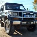 Pārdod labu Land Cruiser 73 2.4TD 1992.g.