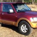 Pārdodu Mitsubishi Pajero 3.2DID 2001.g.