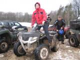 Latvijas atklātā ATV kausa 2009. gada Nolikums