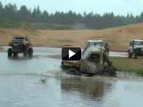 Video: Dubļu Ērglis Lilastē