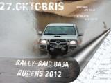 "27.oktobrī notiks Tūrisma Rally raid-baja ""RUDENS 2012"""