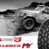 Dubļu riepas Grabber MT – gaidīts jaunums no General Tire