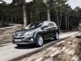 Toyota paziņo par ceturtās paaudzes RAV4