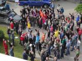 """""""Ērgļu izaicinājums 2013"""" – bezceļu braukšanas svētki ir izdevušies!"""