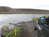 Pa Islandes bezceļiem ar Toyota Landcruiser 120