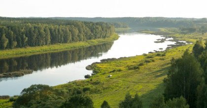 "4×4 maršruts Nr.9 ""Daugavas loki"": Daugavpils – Krāslava – Daugavpils"
