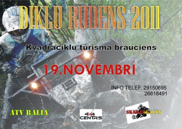 ATV Dikļu Rudens 2011