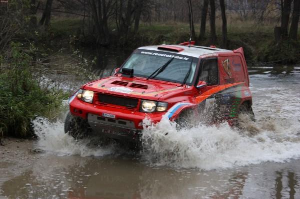 Mitsubishi Pajero EVO Meļņikovs