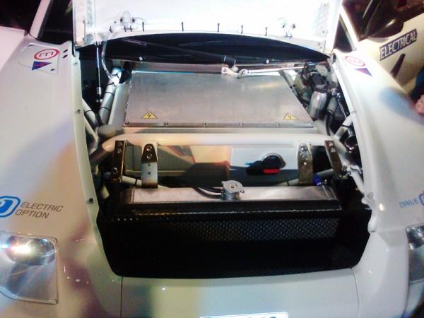 Tāds izskatās OSCar EO dzinējs