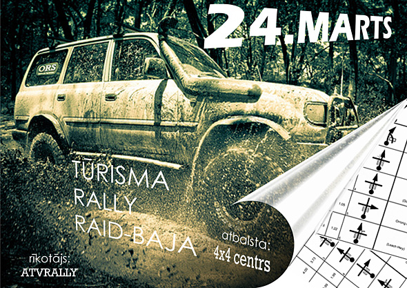 Rally Raid - Baja