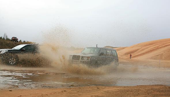 Rally Raid Baja 2012