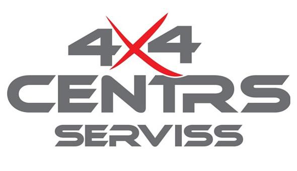 4x4 Centrs Serviss Logo