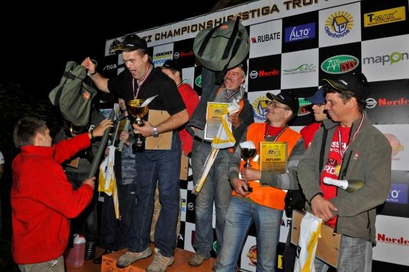 Stiga Trophy 2012 Tūrisma kausa uzvarētāji