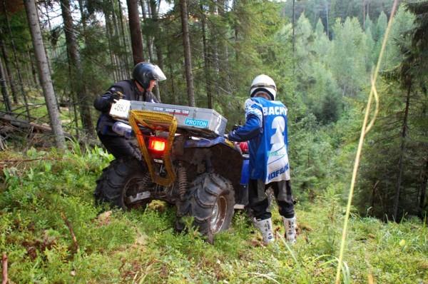 Stiga Trophy - ATV