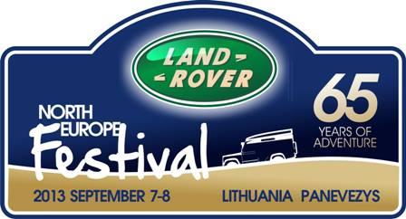 Land Rover Festival Panevezis
