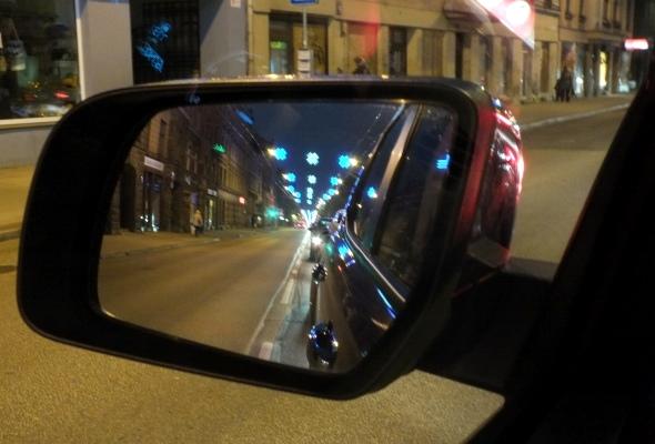 Ford Ranger spoguļi ir milzīgi