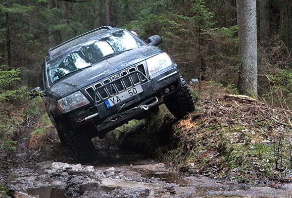 Tebra un Jeep