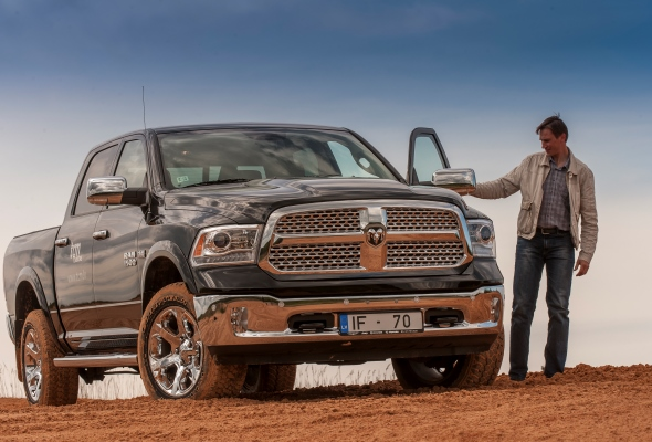 Dodge Ram 1500 tests