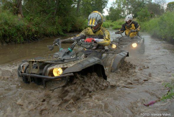 Rugaji ATV