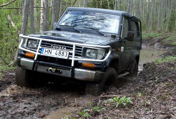 Grabber MT mud