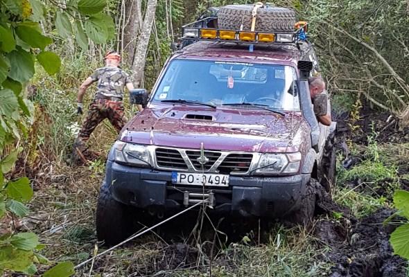 Nissan Patrol Latvia