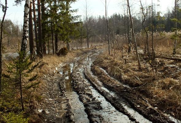 Skrunda off-road