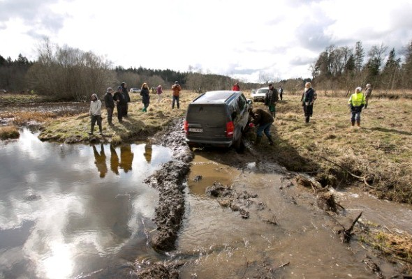 Land Rover Tebra