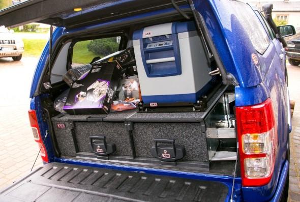 ARB Accessories Cargo