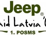 JEEP RAID LATVIA jeb Latvijas čempionāta Trofi reidu 1. posms