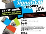 Signāls EM Trophy 2014 – informācija skatītājiem